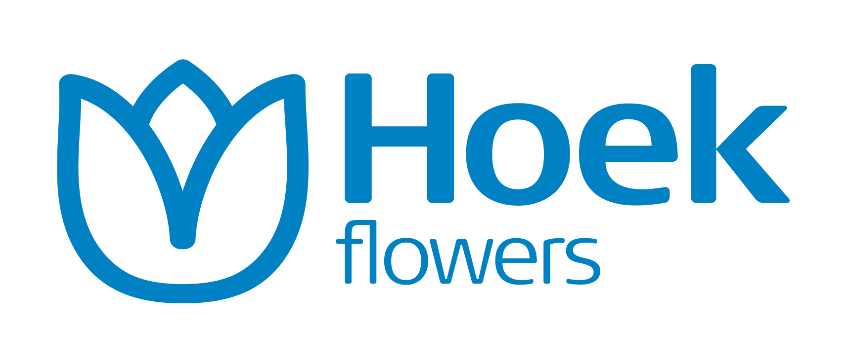 Hoek Flowers Logo Export flowers Dutch